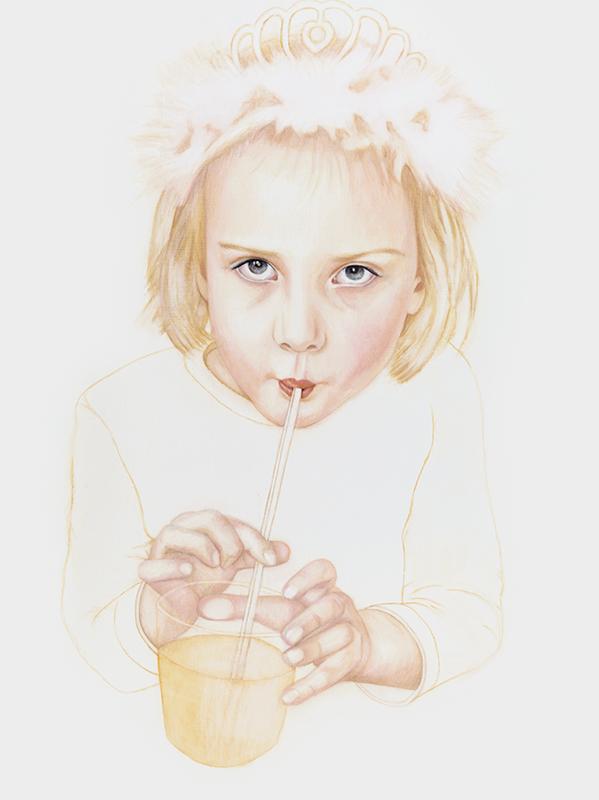 Fay Rose - Marleen Maria ten Have – Amsterdam - Schilderijen, paintings, portretten, portraits